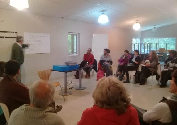 La Asamblea por la Agroecología realizaron talleres para productores
