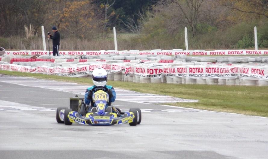 En Zárate, Francisco Pontón fue el más rápido