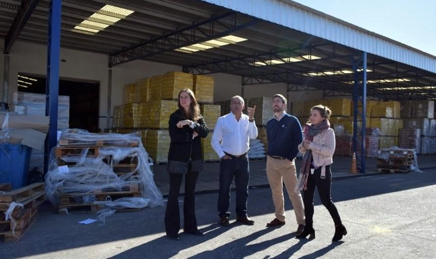 Municipio inicia proyecto para sacar camiones de zona Cores