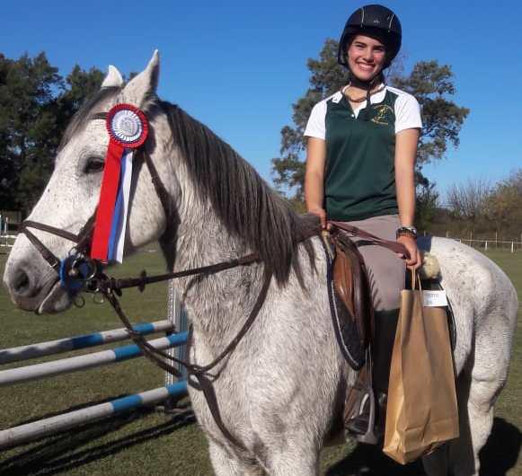 María Silvina se lució en la segunda fecha de AHDO