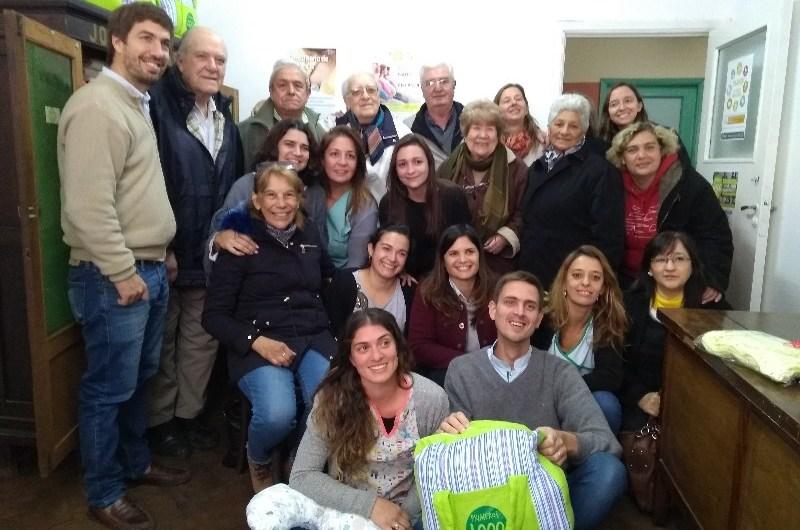 Lanzaron programa Primeros Mil Días Solidario