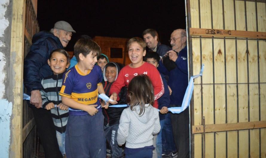 Inauguran «Unidad Básica» en Blandengues