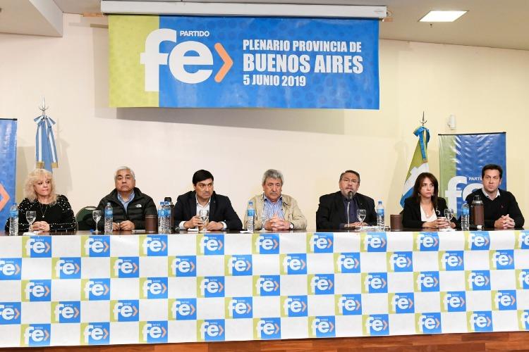 Partido FE reclama participación en las listas