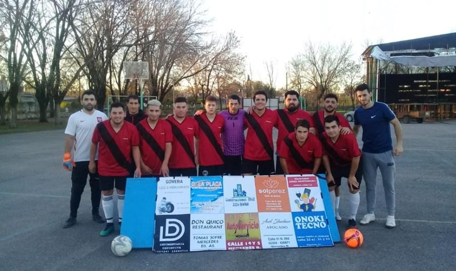 La Escuela Municipal de Futsal volvió a ganar como local en Primera División