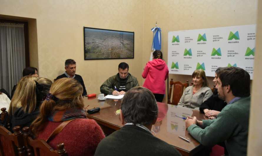 """Ustarroz convocó a candidatos en pos de una """"Campaña Limpia"""""""