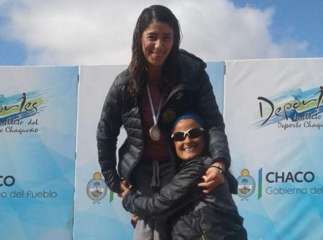 Nuevos record para Romina Fernández