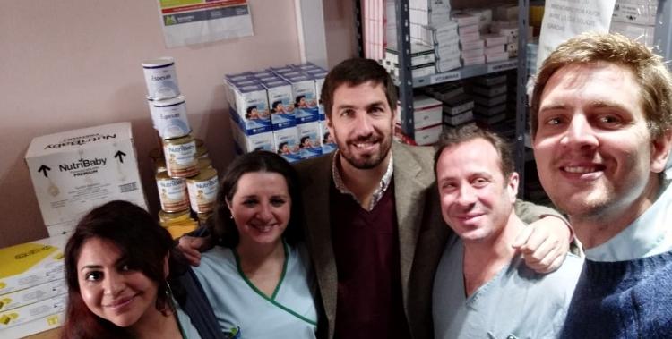 Un año de funcionamiento del banco de medicamentos