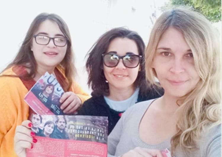 «Llevemos la lucha por el Derecho de las Mujeres al Concejo»