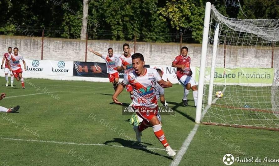 El gol de Gonzalo Pérez no alcanzó para evitar la derrota de Luján en el debut (video)