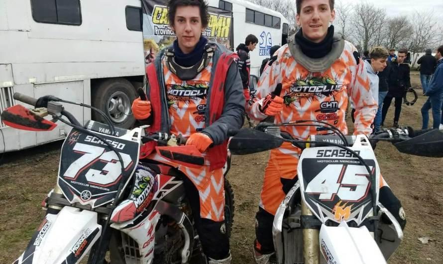 Santiago Scasso consiguió una gran victoria en Salto