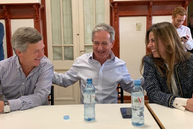 """Andrés Ibarra: """"Es fundamental que la transformación del país llegue también a Mercedes"""""""