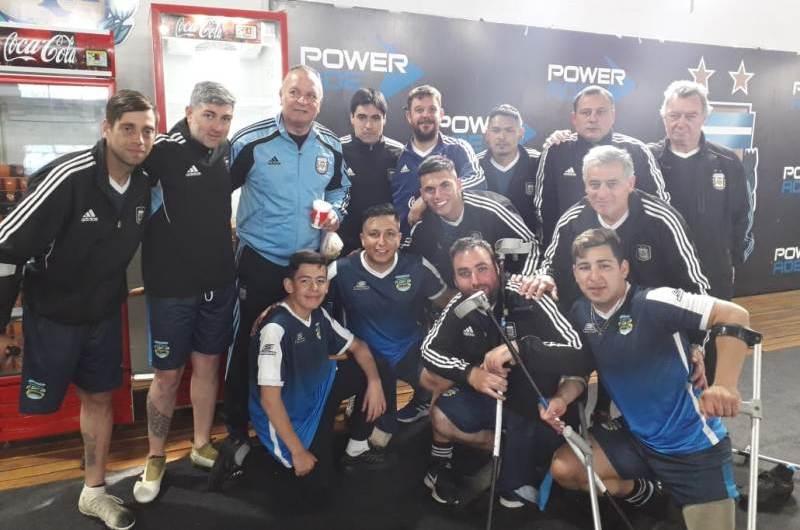 La FIFA y AFA reconocieron la labor solidaria de All Boys