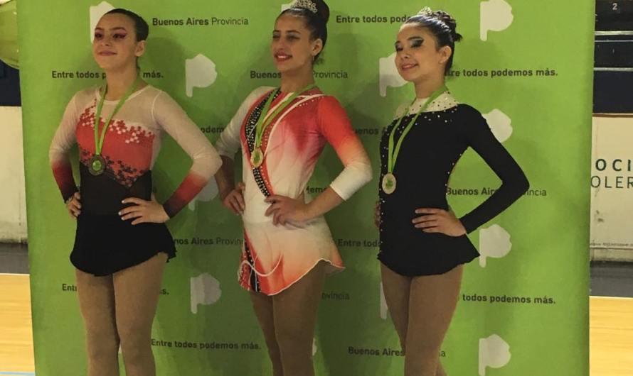 Alumnas de Club Mercedes clasificaron a los Juegos Evita
