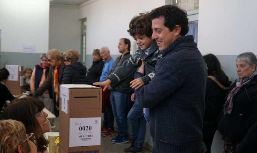 Eduardo «Wado» De Pedro: «Es un día donde todos tenemos que festejar porque se sigue votando»