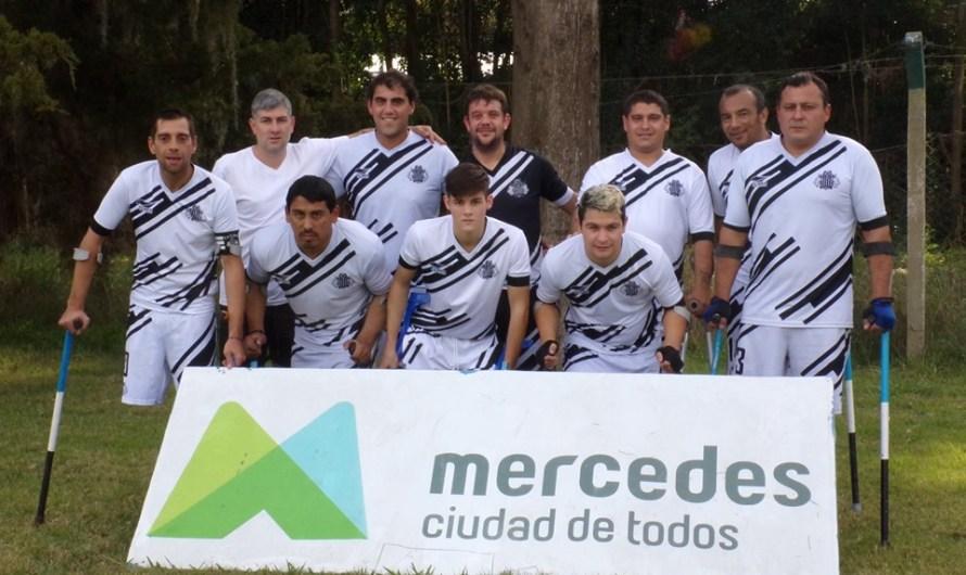 La Liga Nacional de Fútbol de Amputados se definirá en Mercedes