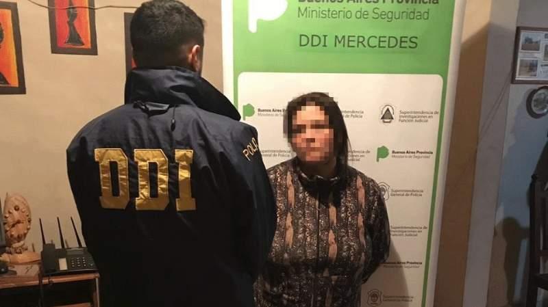 Mujer detenida por usura agravada