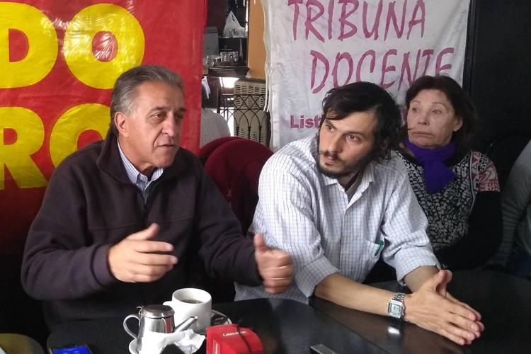 """Néstor Pitrola: """"La recomposición de salarios es el punto de partida para discutir una salida de la crisis"""""""