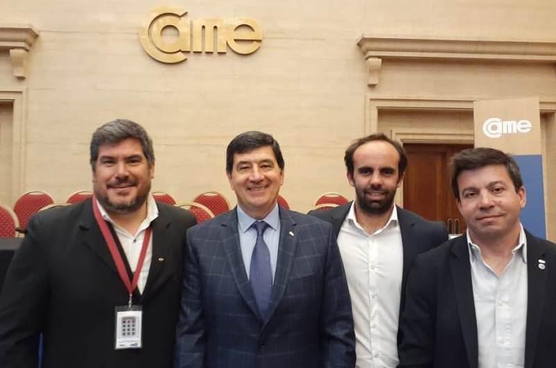 La Cámara Económica Mercedina elegida para el Consejo Directivo de CAME
