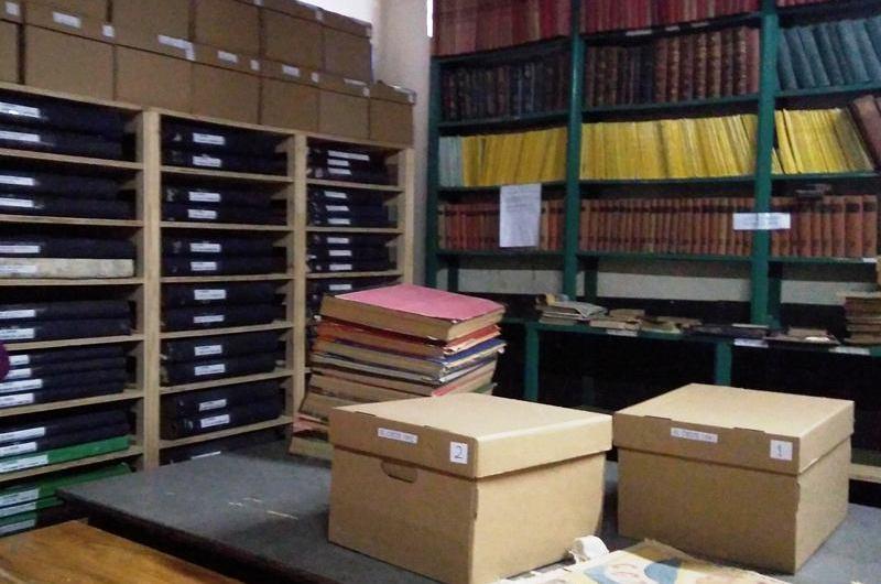 Reinauguran la Hemeroteca de la Biblioteca Sarmiento