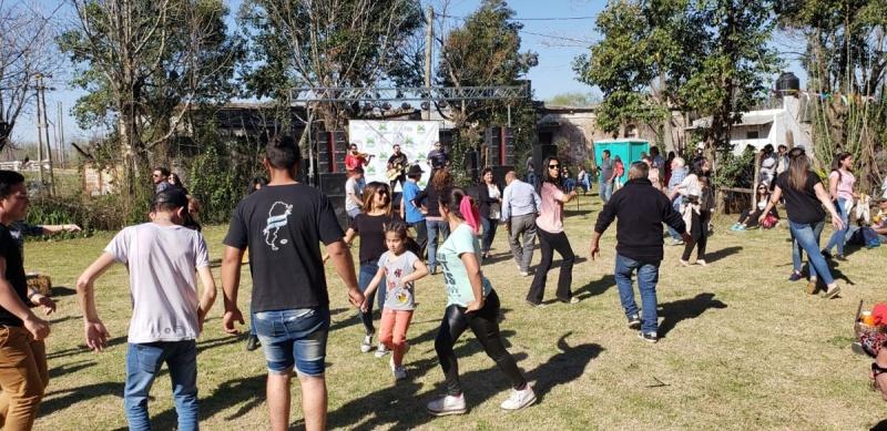 La Pulpería de Cacho fue una gran fiesta para compartir en familia
