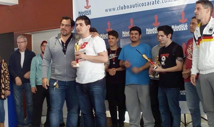 Francisco Viola fue campeón en Zárate
