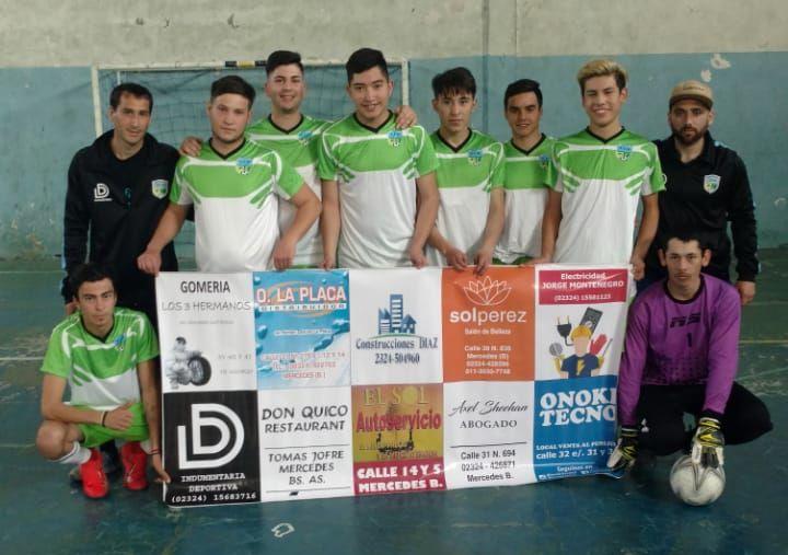 La Escuela de Futsal goleó en Reserva y ganó los puntos en Primera