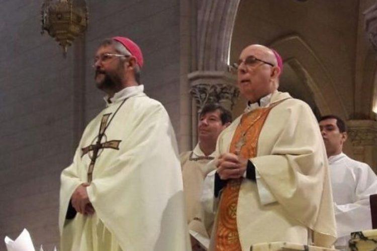 Confirman que Monseñor Radrizzani dio positivo de covid-19