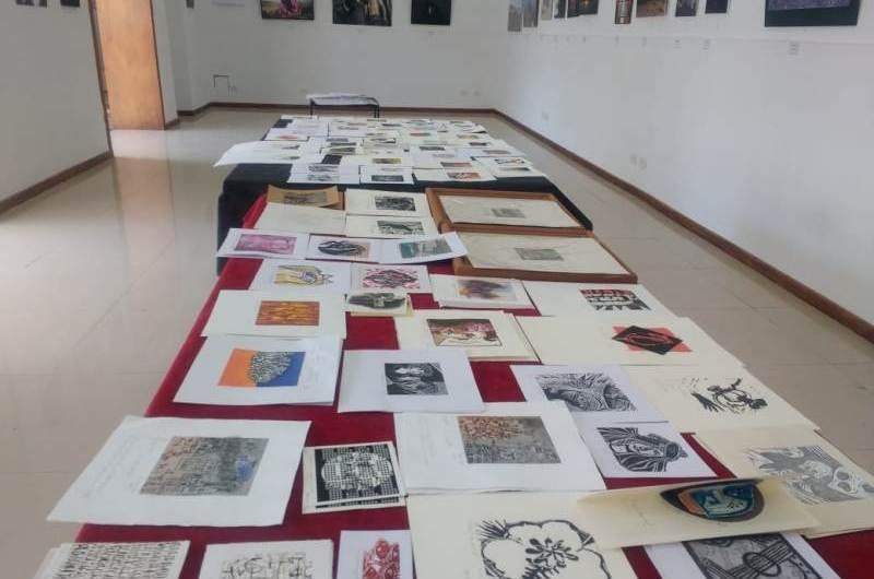 Hasta el viernes 15 se pueden presentarse los grabados para la II Bienal