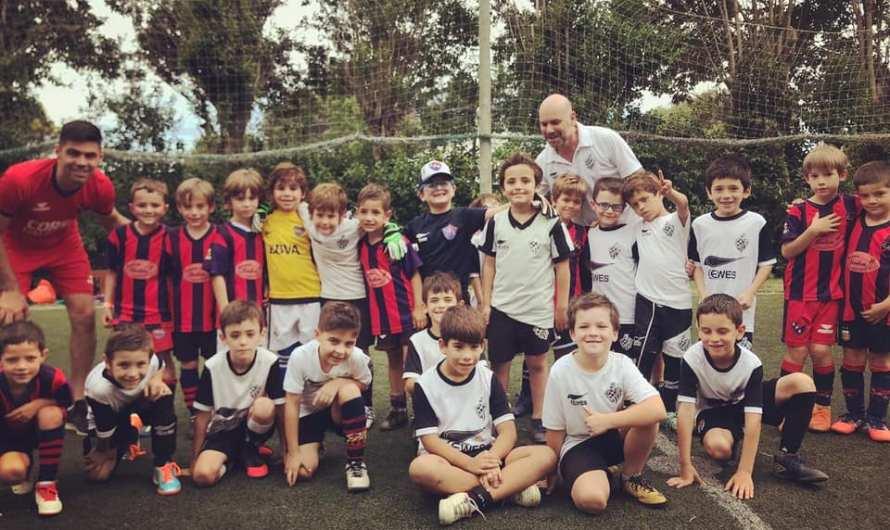 Una vez más, el Mundialito organizado por Club Estudiantes fue un éxito