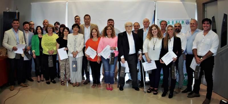 Juan Martín Andrés inició un nuevo periodo de la Secretaría General de AEFIP Mercedes