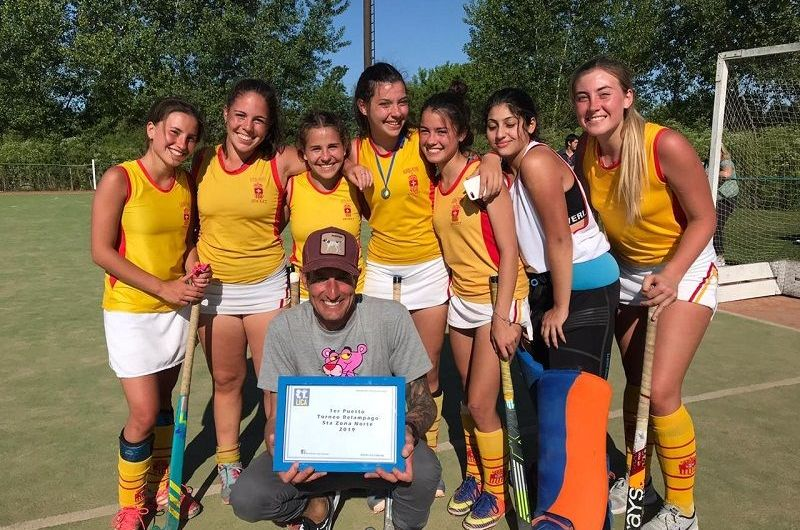 Mercedes Rugby Club se consagró campeón en Quinta División en LICA