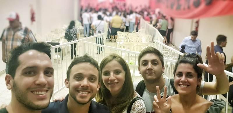 El concejal Esteban Biagini integra la mesa nacional de la Juventud Radical
