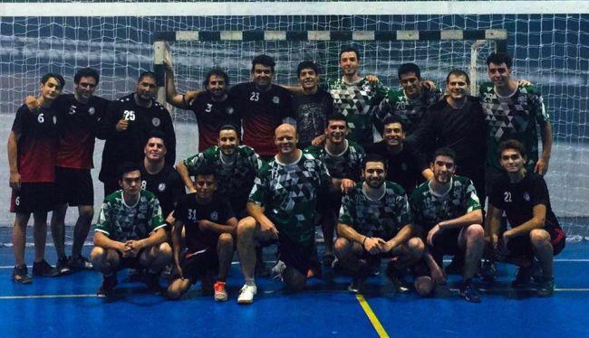 El Handball del CEF 40 cerró el 2019 jugando