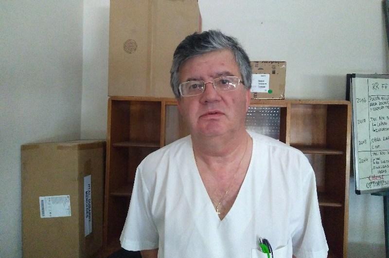 Bandoni confirmó que dejará la Dirección del Hospital Dubarry