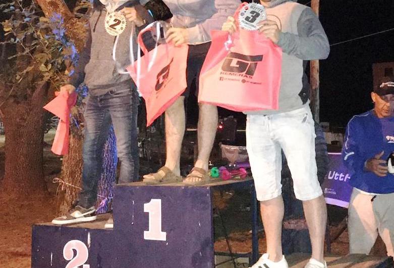 Copa Master en Bragado: Juan Pablo Pira logró podio y estaba para más