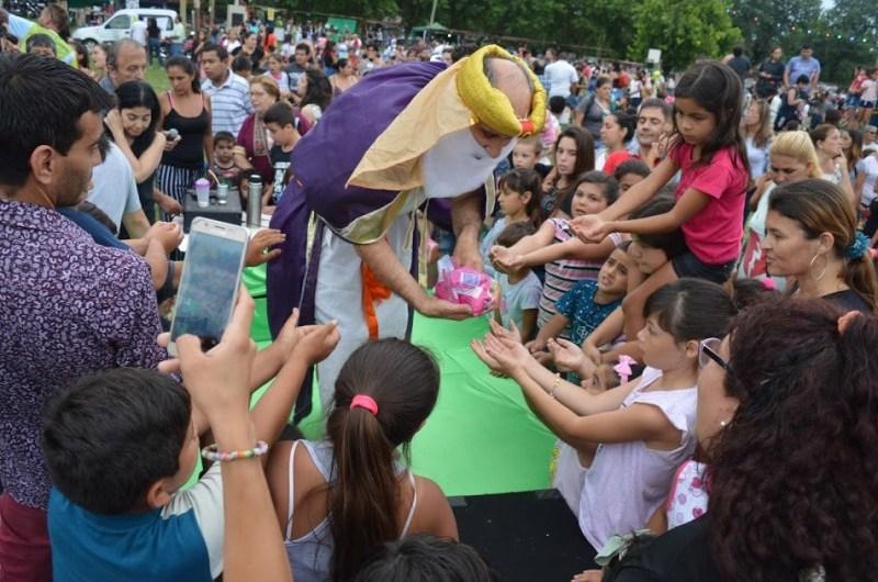 Los Reyes Magos se harán presentes en La Trocha