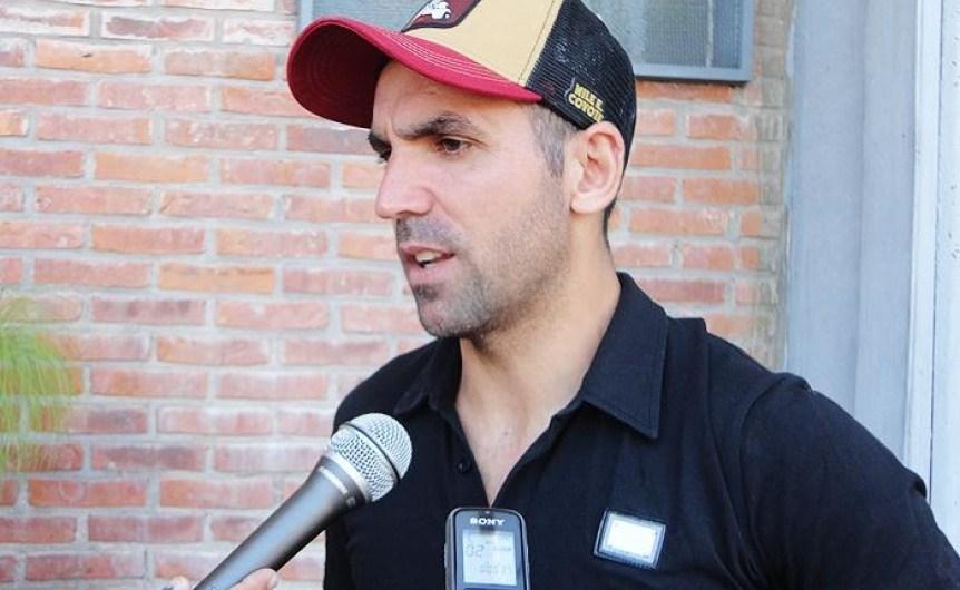 Juan Culio: «Sava insistió para que viniera, ahora hay que devolver esa responsabilidad»