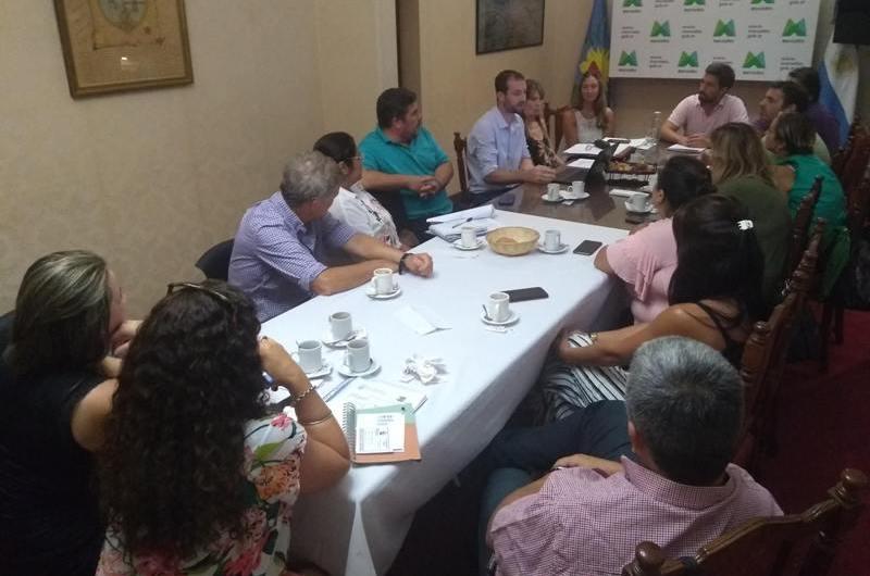 """""""Encuentro positivo"""": Nueva reunión entre Intendente, Concejales y empresa alemana"""