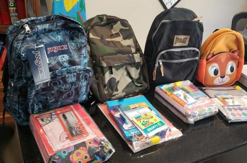 AEFIP Mercedes comenzó la entrega de kits escolares