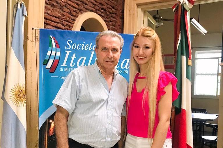 Nueva beca de la Sociedad Italiana para estudiar en Italia