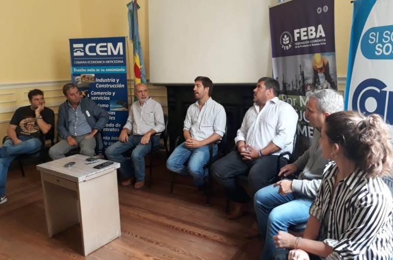 La CEM integra mesa de trabajo para proponer medidas económicas para PyMEs y comercio