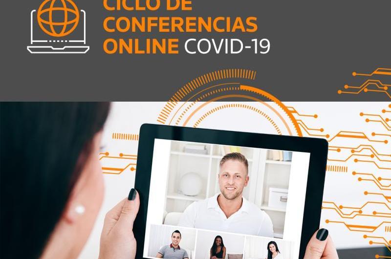 El CADJM presenta el un nuevo ciclo de conferencias en vivo, virtuales y gratuitas