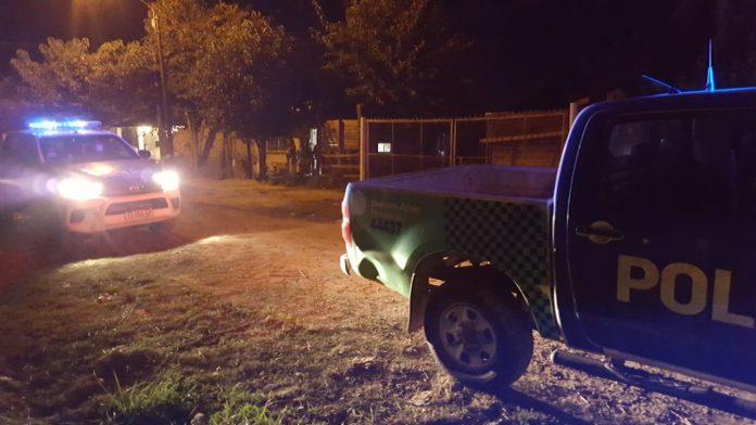 Luján: Dos detenidos por robo calificado