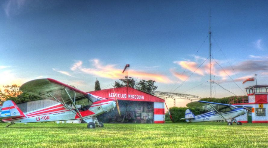 El Aeroclub Mercedes retoma sus actividades