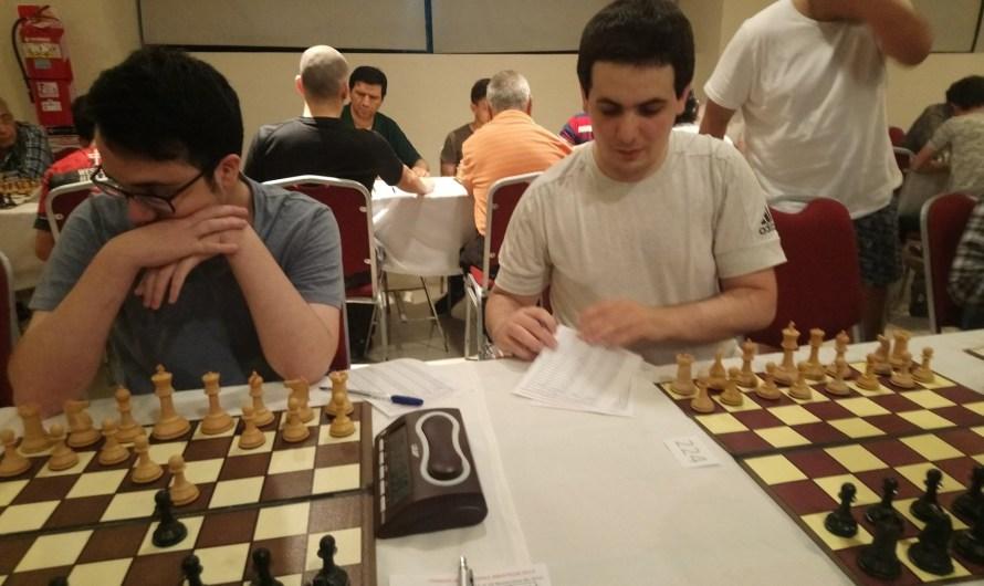 Francisco Viola se quedó con la primera fecha del ajedrez virtual