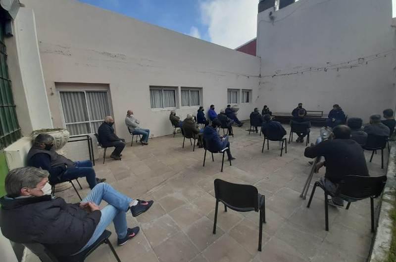 Reunión entre el Municipio y Clubes para analizar acciones conjuntas