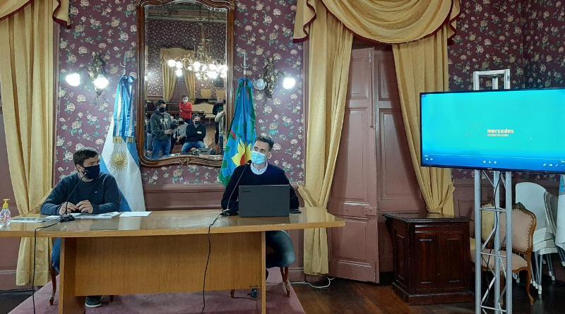Coronavirus: Ustarroz y Cassiani hacen balance y anuncian que 8 pacientes fueron dados de alta