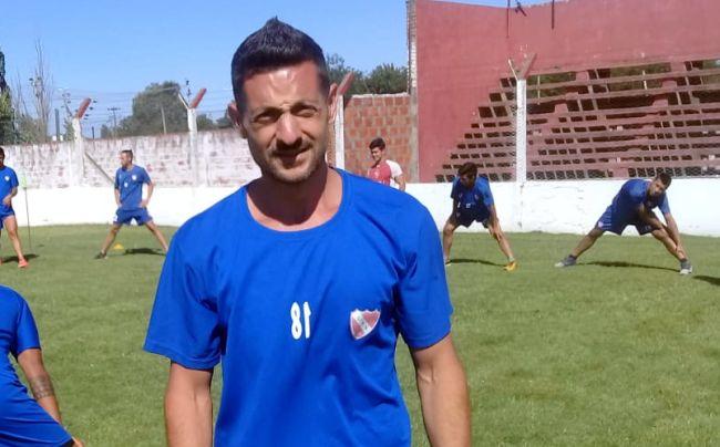 Martín Minadevino es una de las bajas de Independiente de Chivilcoy