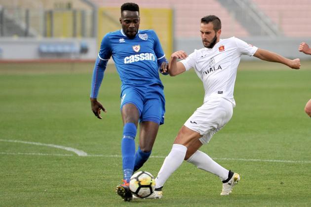 Nuevo entrenador para Santiago Malano en Valletta FC y con fecha para la Europa League