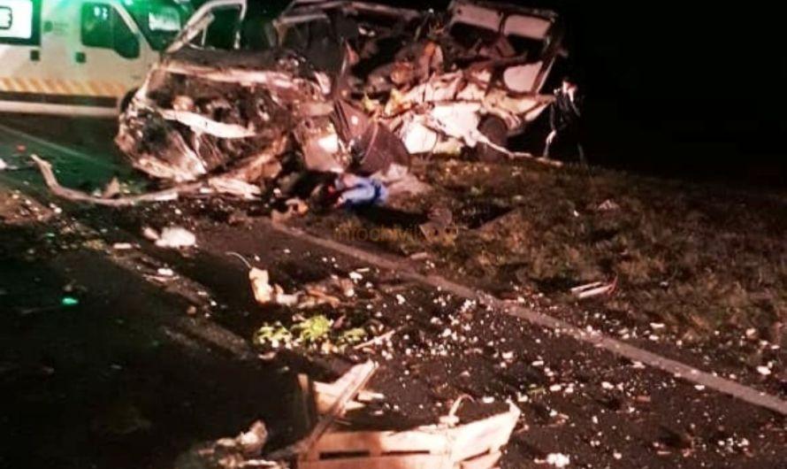 Siniestro vial grave con víctimas fatales entre Mercedes y Suipacha